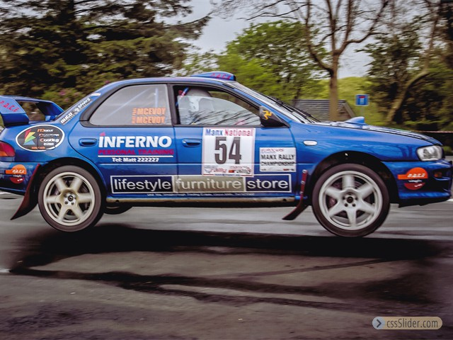 Manx National Rally 2014 Abbylands