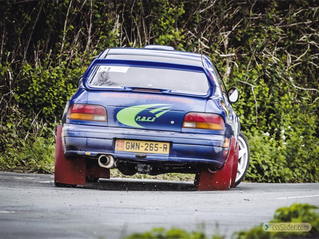 Manx National Rally 2014 BallaOats